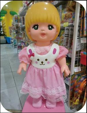 おもちゃのハッピースマイルフレスポ八潮店メルちゃんコーナーあります!